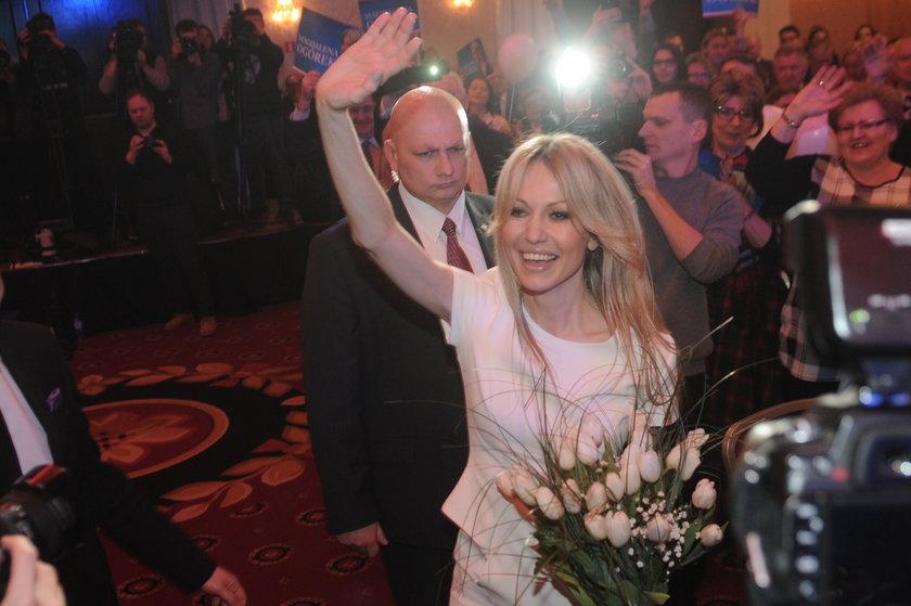 Magdalena Ogórek wróci do polityki?