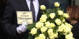 Tak pożegnano Grzegorza Miecugowa. FILM