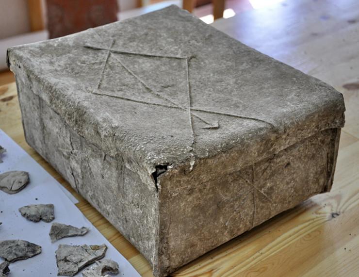 Gnostici, urna, Viminacijum, arheolozi, otkriće