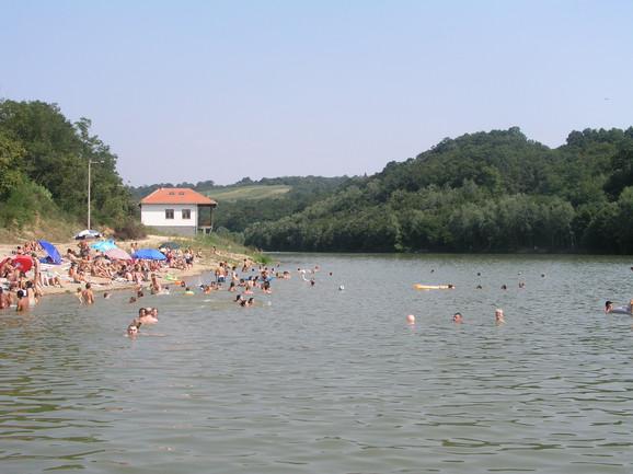 Jezero Duboki potok,Foto:Opština Barajevo
