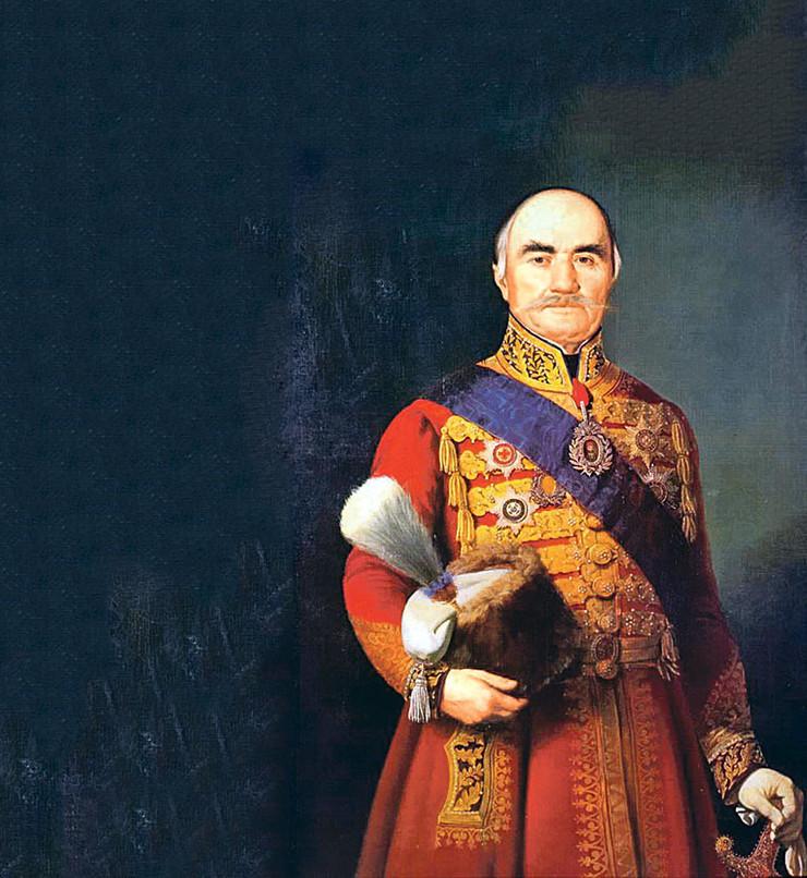 Ovaj drugi vrhovni vožd, a kasnije i knjaz vladao je od 1815. do 1839. i od 1858. do 1860. godine, a umro je na današnji dan u 80. godini
