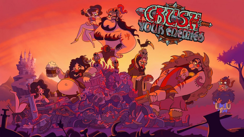 Crush Your Enemies – recenzja