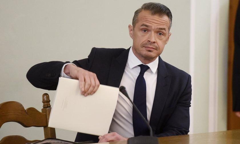 Sprawa Sławomira Nowaka. Wpłacił 1 mln zł poręczenia, ale prokurator nie sporządził protokołu.