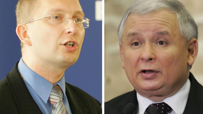 Jarosław Kaczyński: Górski ma prawo mówić, co chce