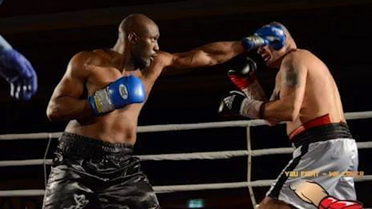 neverovatan bokserski mec