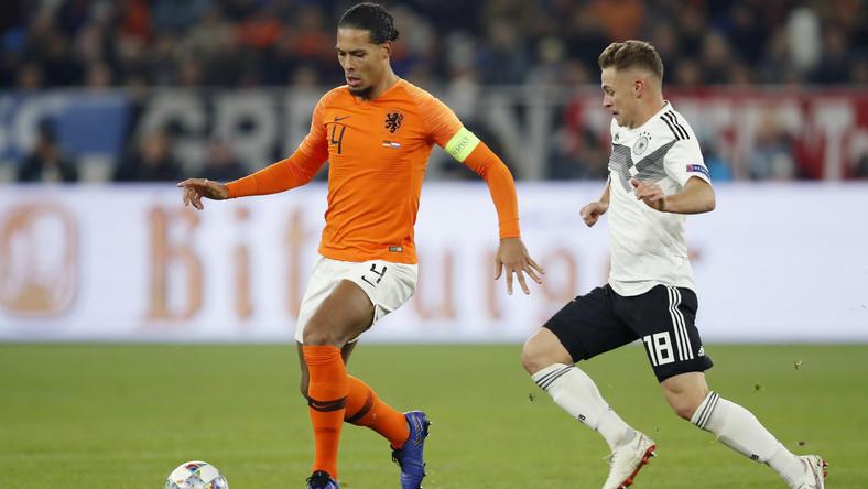 e32567435 Niemcy zagrają z Holandią w eliminacjach mistrzostw Europy - Piłka nożna