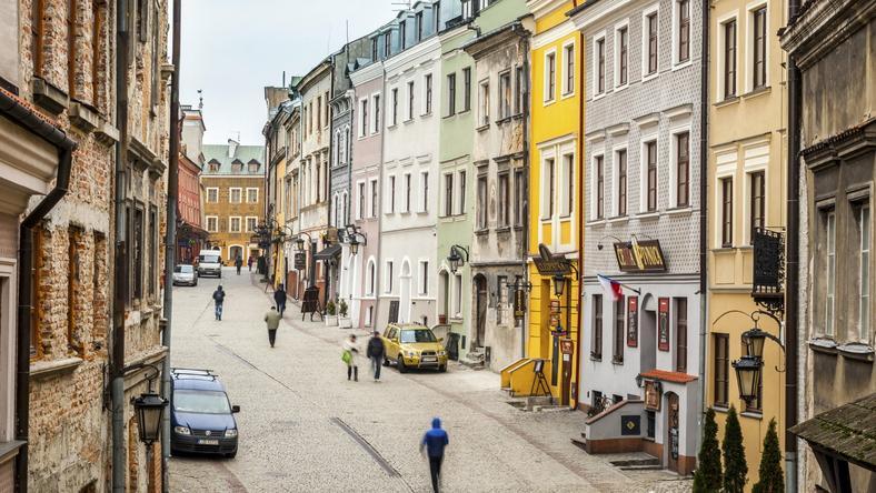 Południowo-wschodnią część województwa lubelskiego zamieszkuje coraz mniej osób.