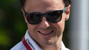 Felipe Massa ostro trenuje