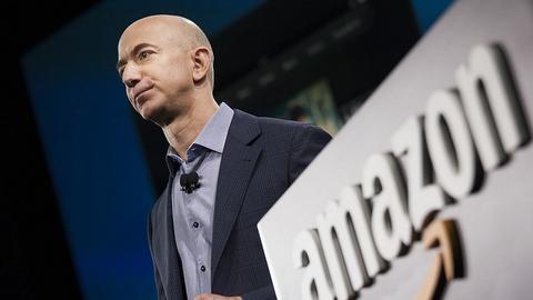 CEO Amazona Jeff Bezos nie ma powodów do zadowolenia