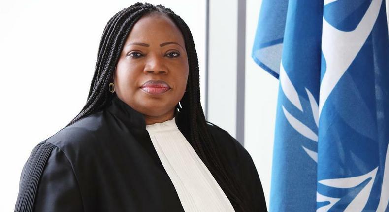 Chief Prosecutor of the International Criminal Court, Fatou Bensouda