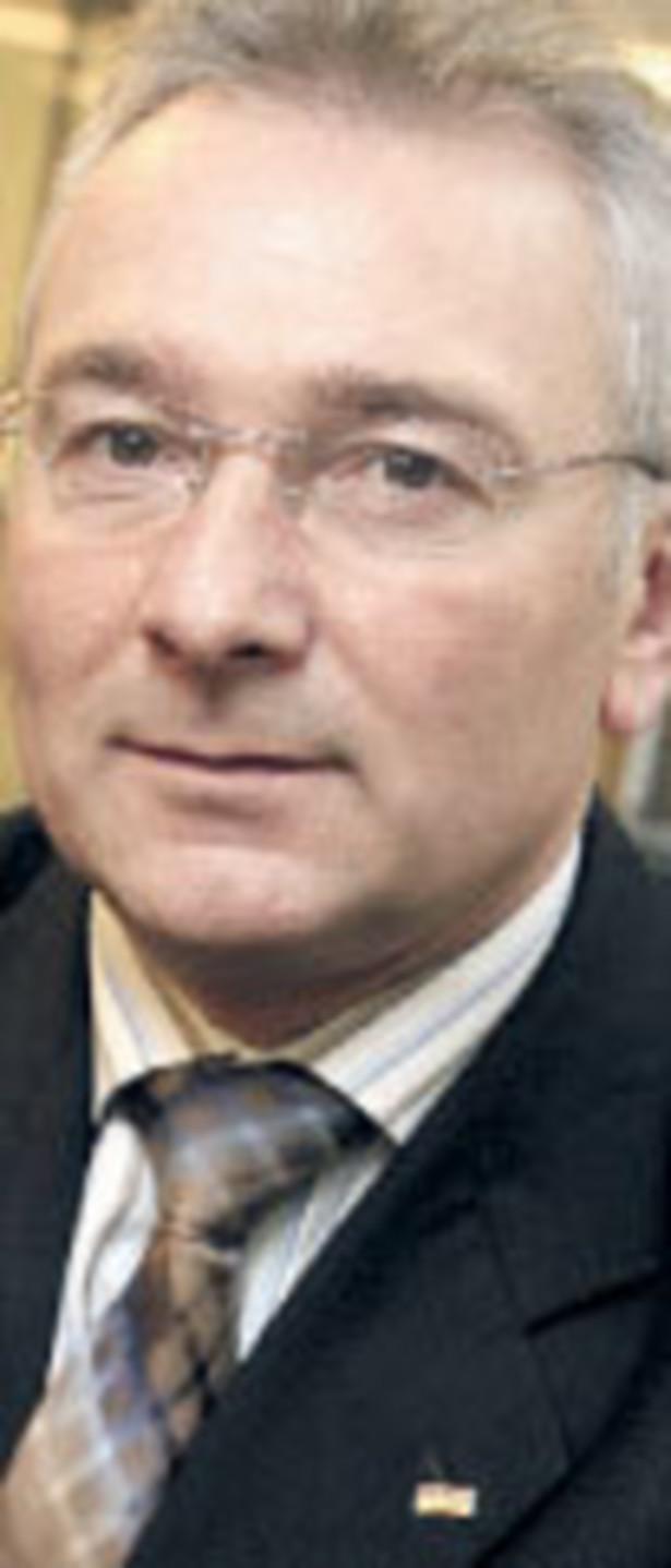 dr André Helin, prezes BDO Numerica