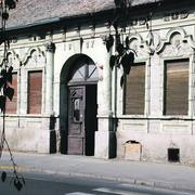 Kuća Marića u Kisačkoj broj 20 izgrađena je 1907. godine