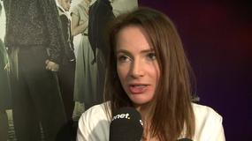 """""""Kamienie na szaniec"""": Anna Dereszowska o filmie"""