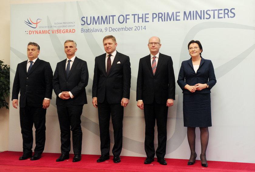 Spotkanie w Bratysławie