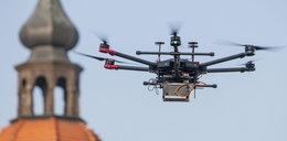 Dron i specjalny samochód w akcji. Tarnowskie Góry pod kontrolą eko-patrolu