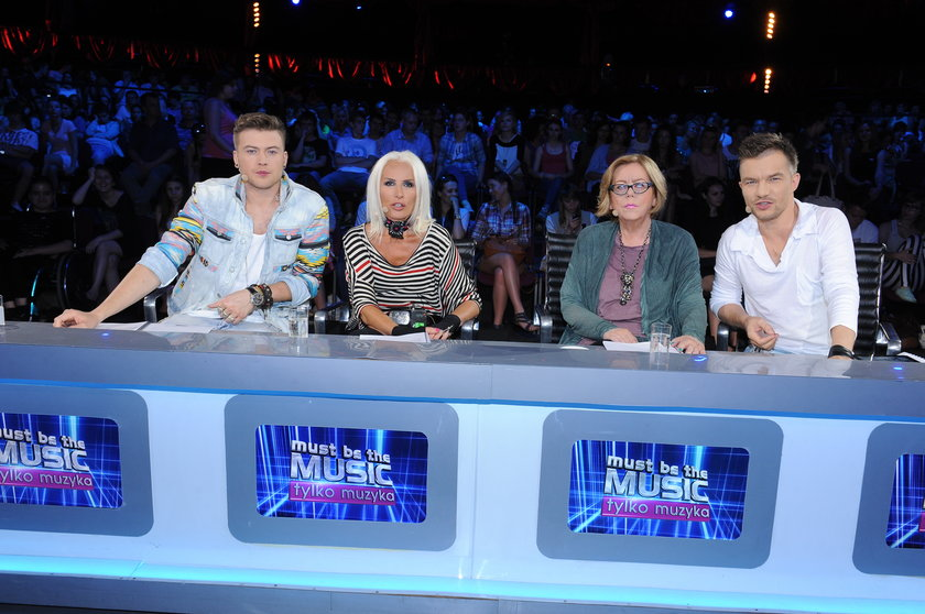 Must Be The Music Jury