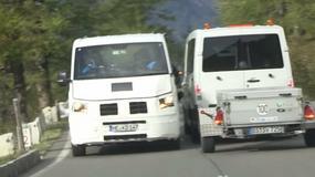 Nowe auto z Polski przyłapane podczas testów