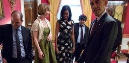 Bezsilny Obama. To zdjęcie obiegło świat