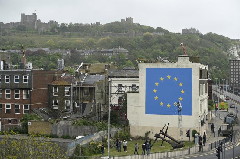 Mural w Dover