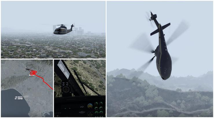 Helikopter simulacija