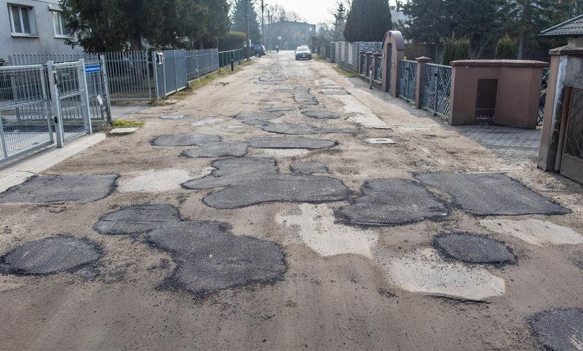 Zdjęcia drogi z Poznania stały się hitem internetu.