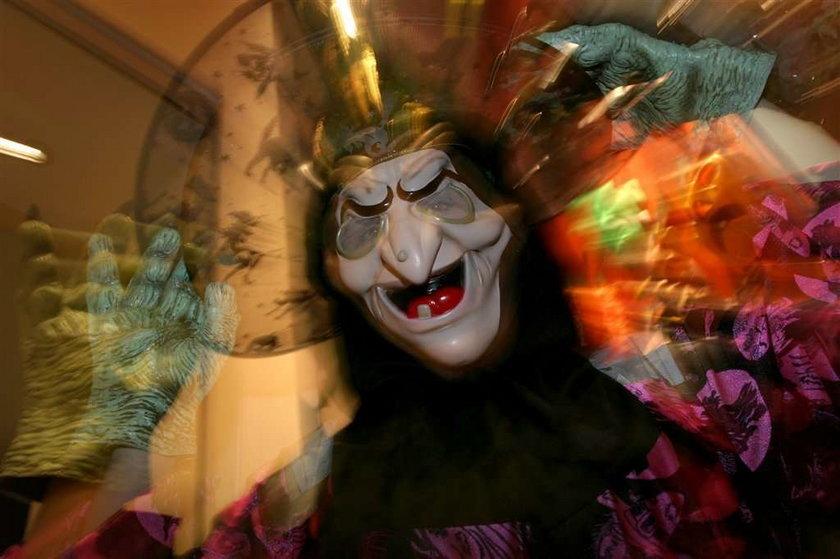 Katechetka zakazała Halloween