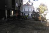 Radovi u Skadarskoj ulici