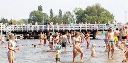 Kąpielisko w Nieporęcie znów otwarte