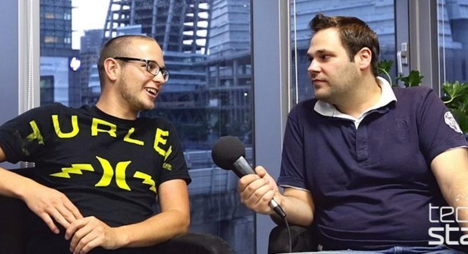 Interview auf der Computex: Christof von TabTech.de