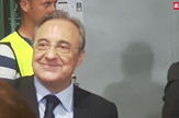 Predsednik Reala Florentino Perez
