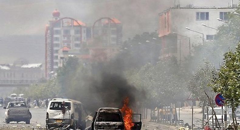 18 people die in car bomb attack