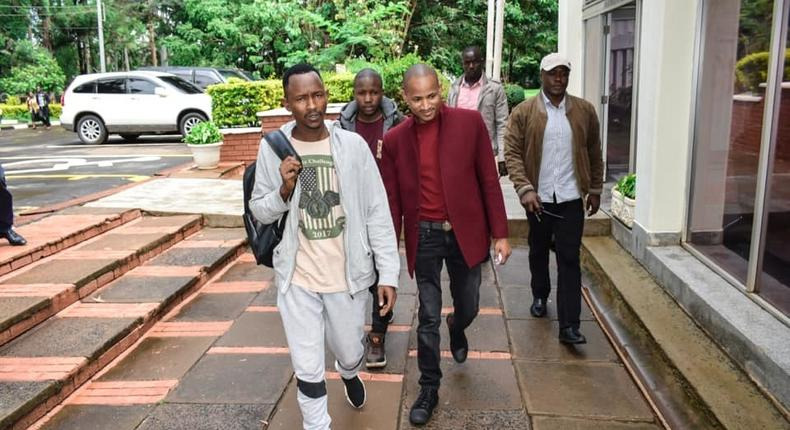 Police recover gun, spent cartridge and live ammunition suspected to have been used during MP Babu Owino's B-Club incident
