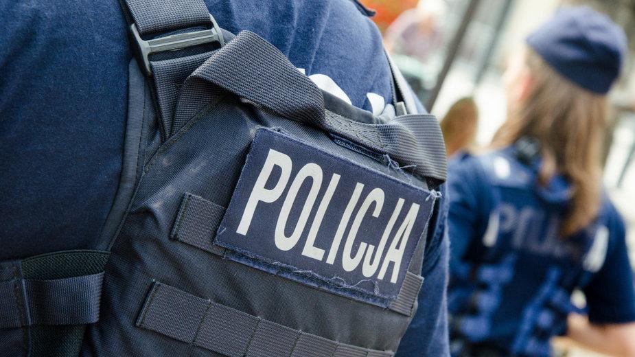 Policja utajnia raport o swojej pracy