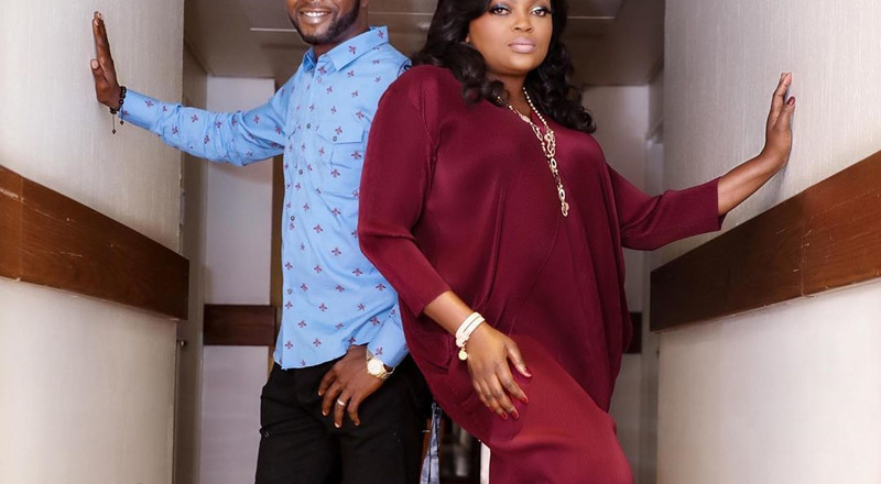 Twitter blasts Funke Akindele and her husband for throwing a house party during the lockdown