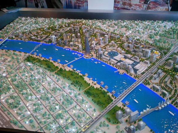 Projekat Beograda na vodi
