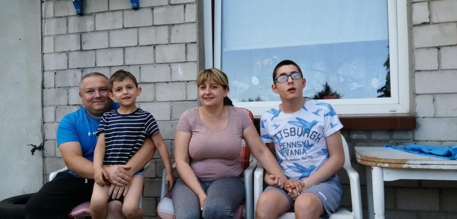 Rodzina z niepełnosprawnym dzieckiem chce wybudować dom z możliwością rehabiltacji