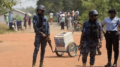 Stray bullet hits teenager as Muslim youth fire gunshots at Aboabo No.2