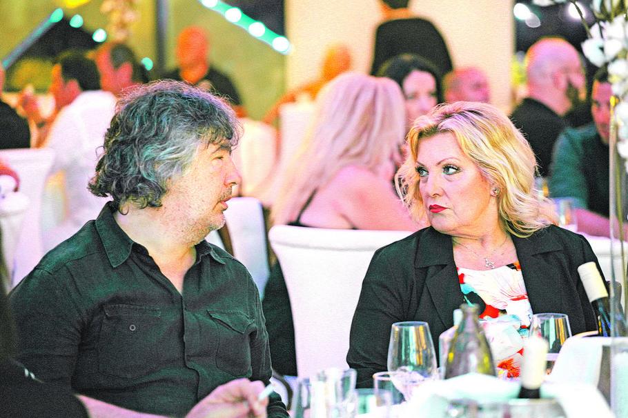 Snežana Đurišić i Vanja Milošević