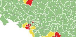 Kto znalazł się w strefie żółtej, a kto w czerwonej? Od 14 sierpnia zmiany na liście obostrzeń dla powiatów