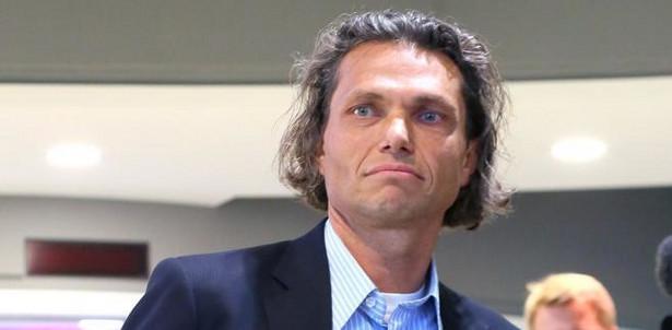 Dominik Libicki, prezes Cyfrowego Polsatu.