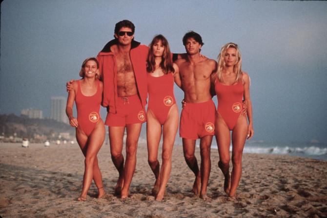 Čuvari plaže obeležili su jednu eru!