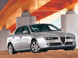 Alfa Romeo 159 - z archiwum Auto Świata