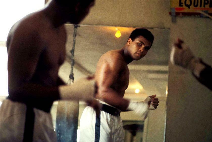 Muhammad Ali w 1970 r.