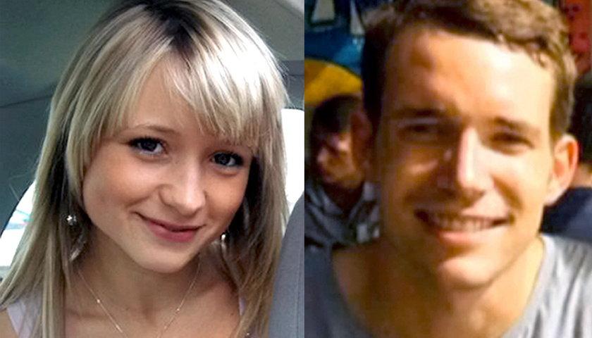 Zmasakrowane ciała Hannah Witheridge († 23) i Davida Miller († 24) znaleziono 15 września na plaży.