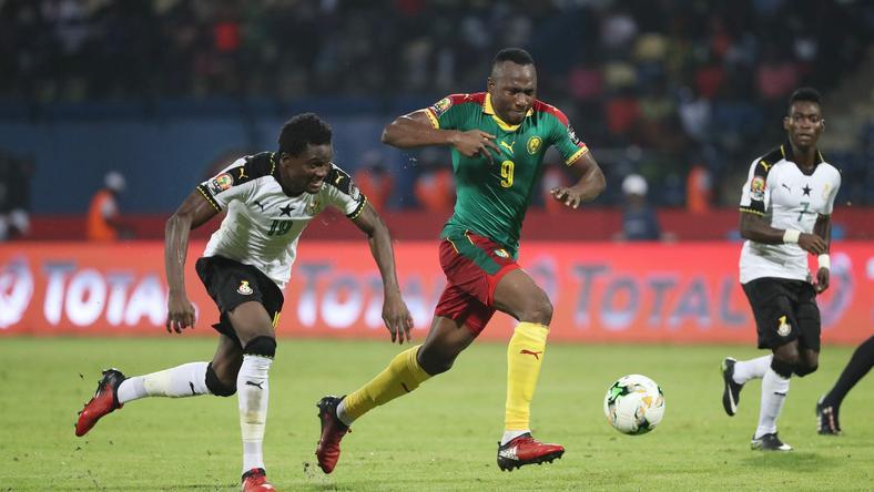 Kamerun - Ghana