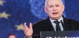 Kaczyński jest zły! Co się stało?