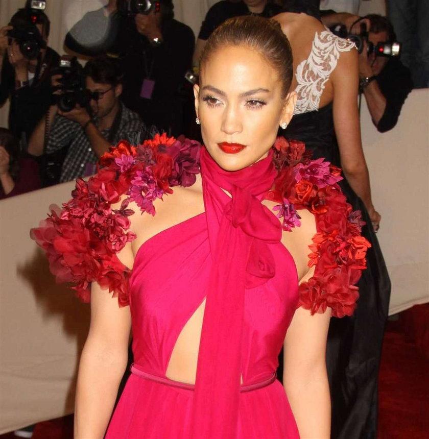 Jennifer Lopez w Gucci