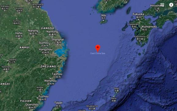 Nestalo ostrvo u Japanu