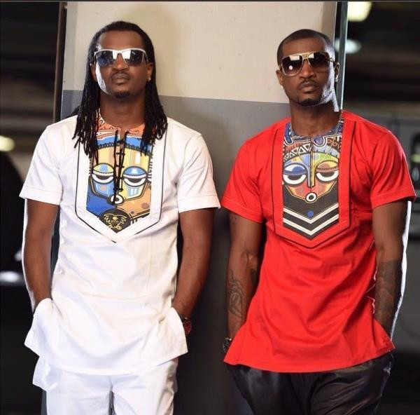 Peter and Paul Okoye have been at loggerheads for over two years now