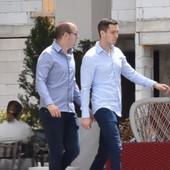 PRVE FOTOGRAFIJE MLADOŽENJE Brat Ane Ivanović bez Dragane Džajić, pogledajte kako se ponaša na dan svog venčanja (VIDEO)